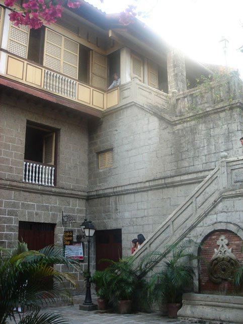 Intramuros tour casa manila
