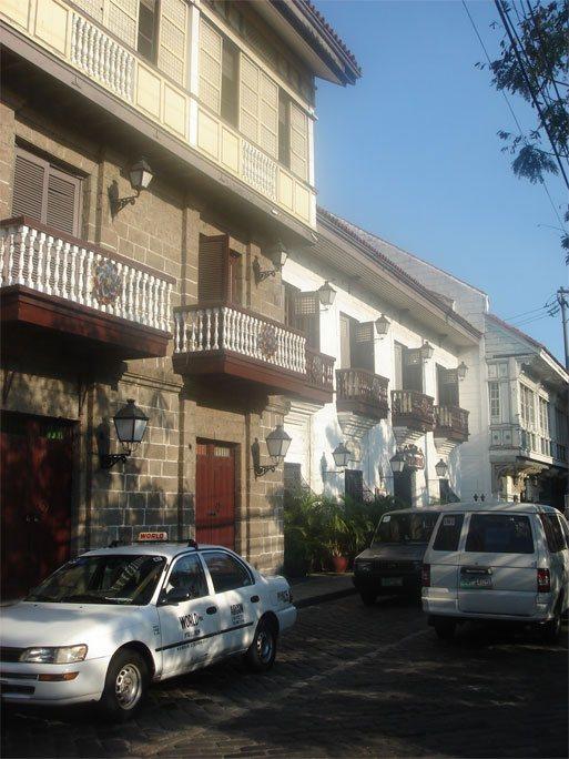 Intramuros tour gen luna street
