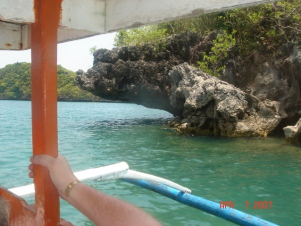 one hundred islands pangasinan philippines