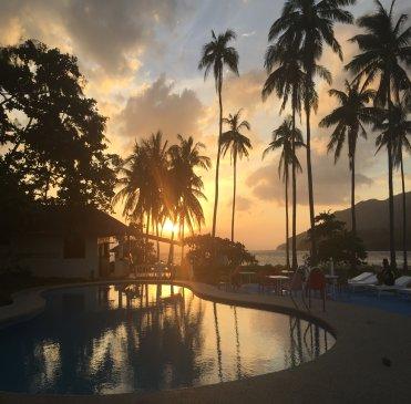 Bonito Island sunset