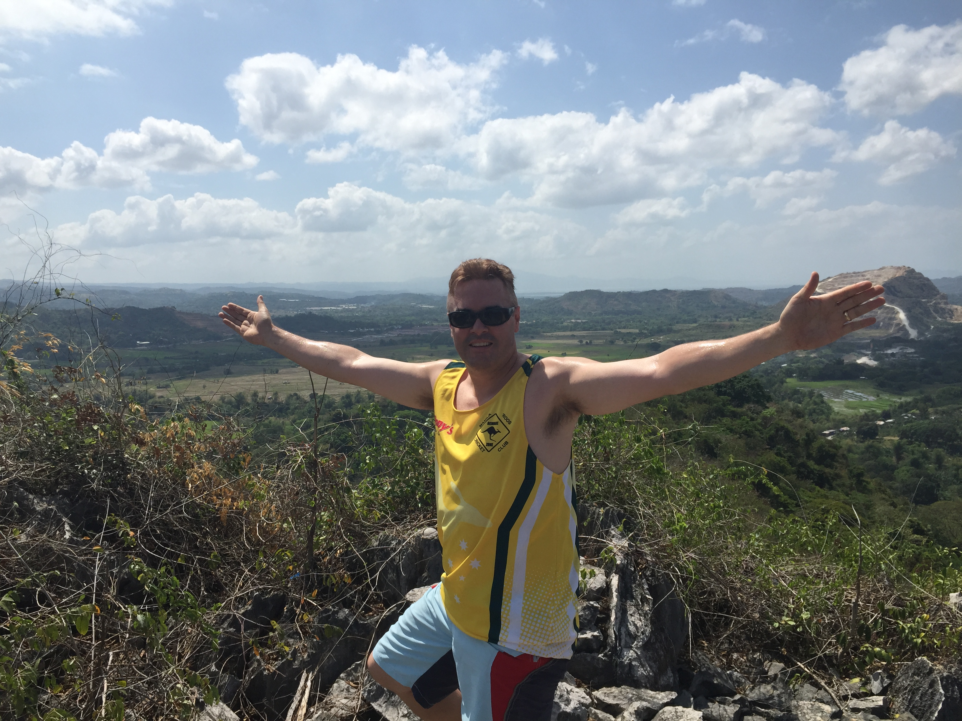 Antipolo hilltop lookout