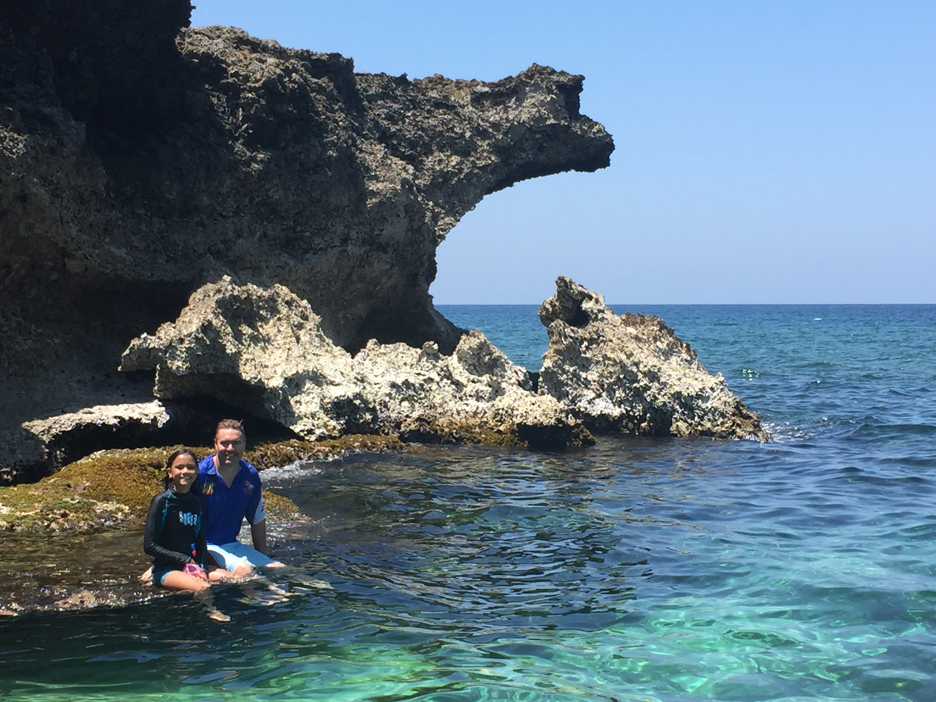 Rock formation Bolinao Pangasinan philippines