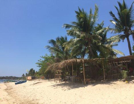 Tambobong White Beach Dasol Pangasinan philippines