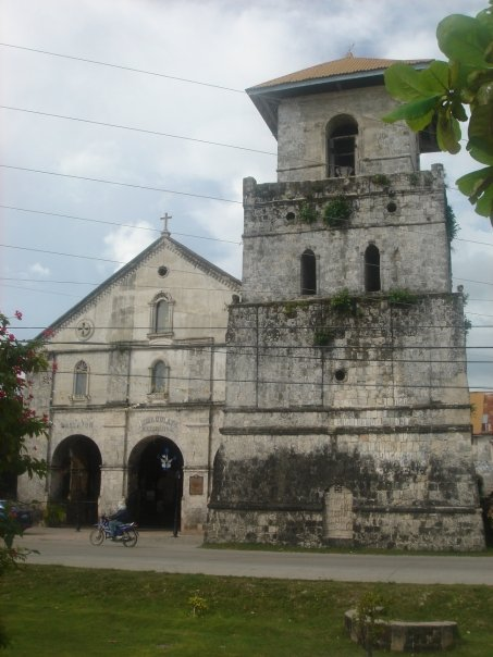 Bohol The Church of Our Lady of the Immaculate Conception.