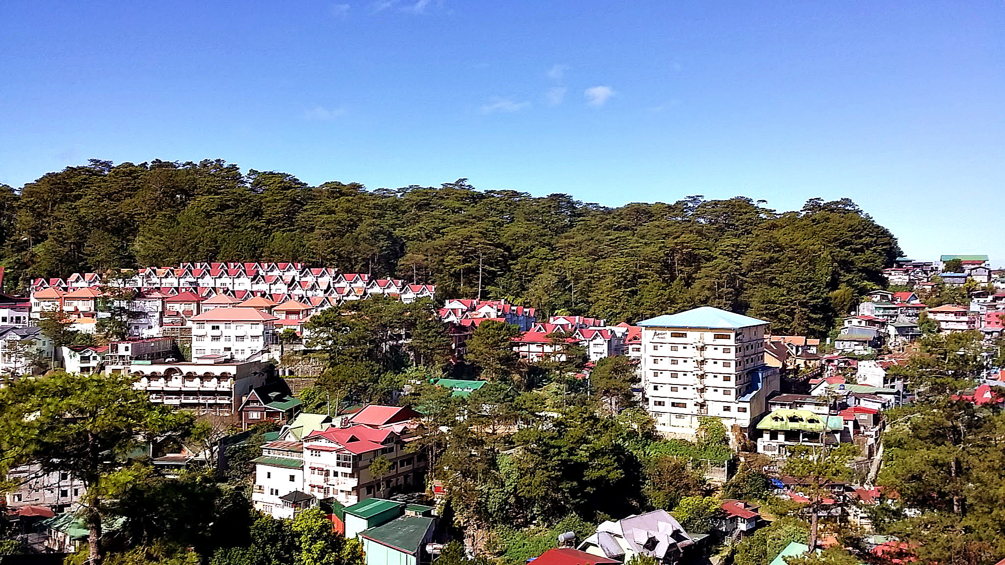 Baguio City, northern Luzon, Philippines