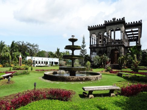 Bacolod City The Ruins