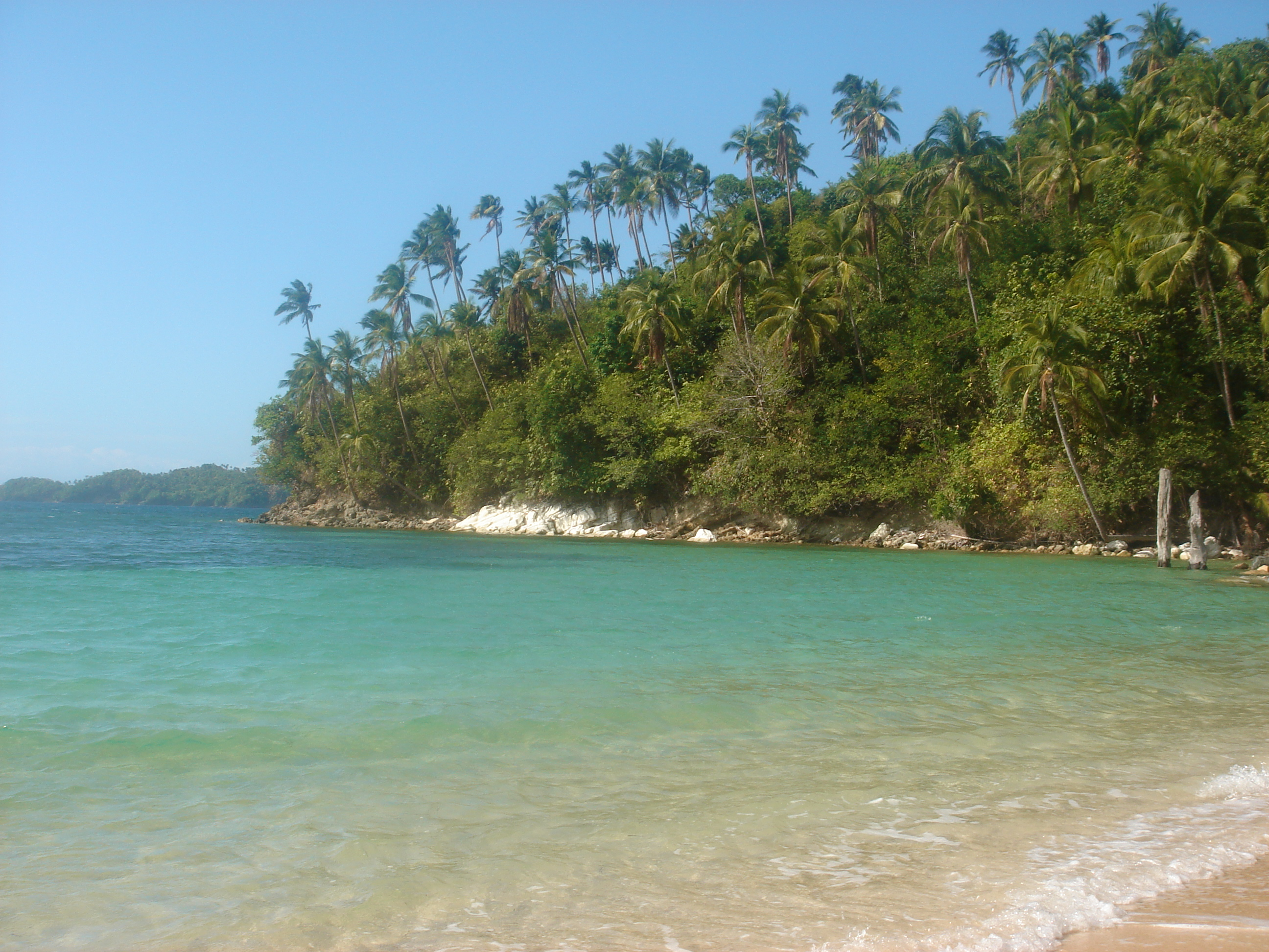 Punta Bulata resort beach