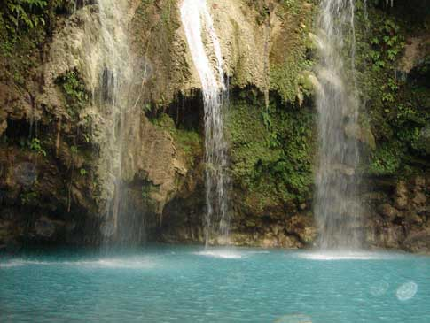 Mag-aso Falls Kabankalan