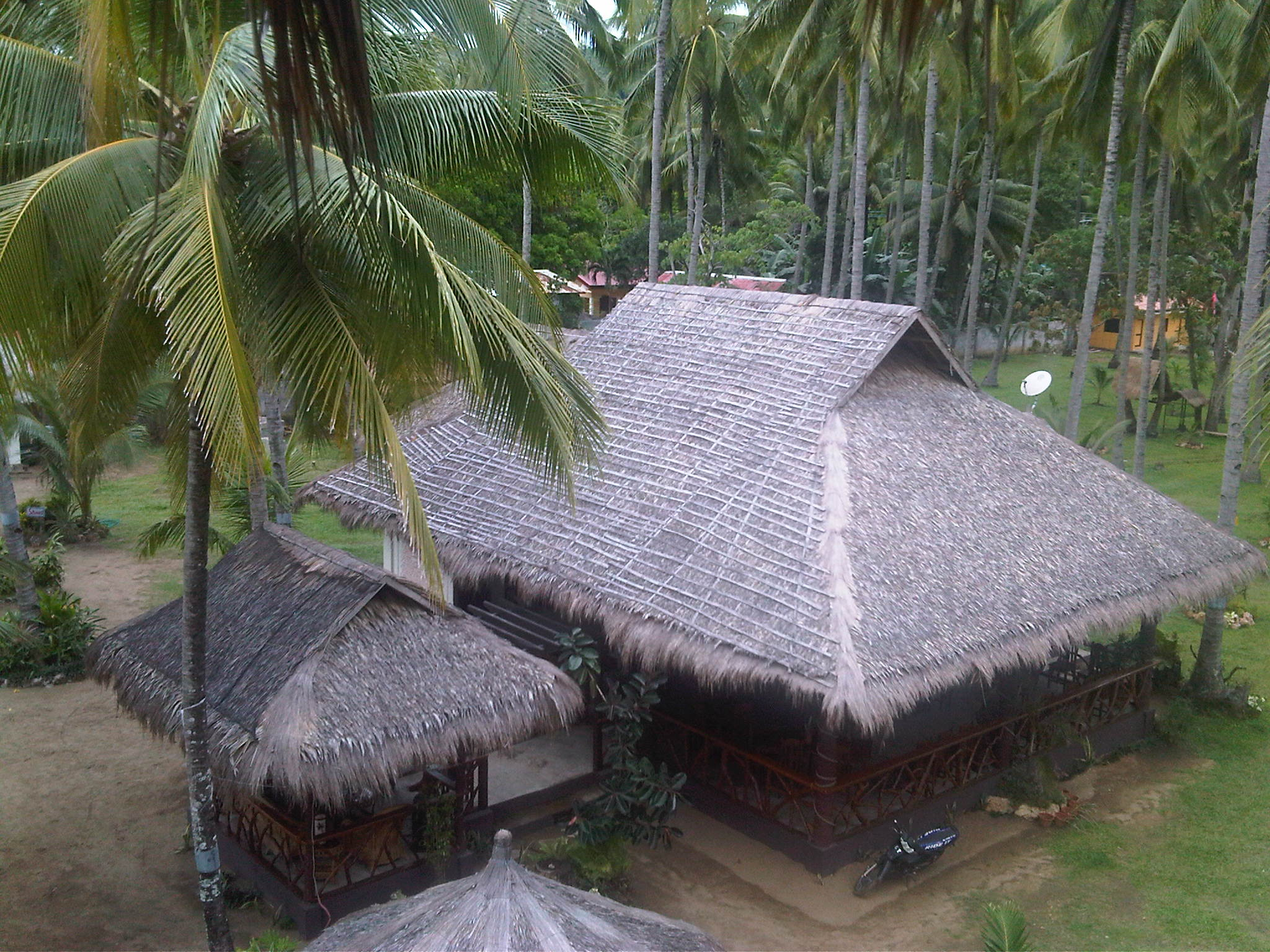 Beachfront at Funtasea Resort Basay