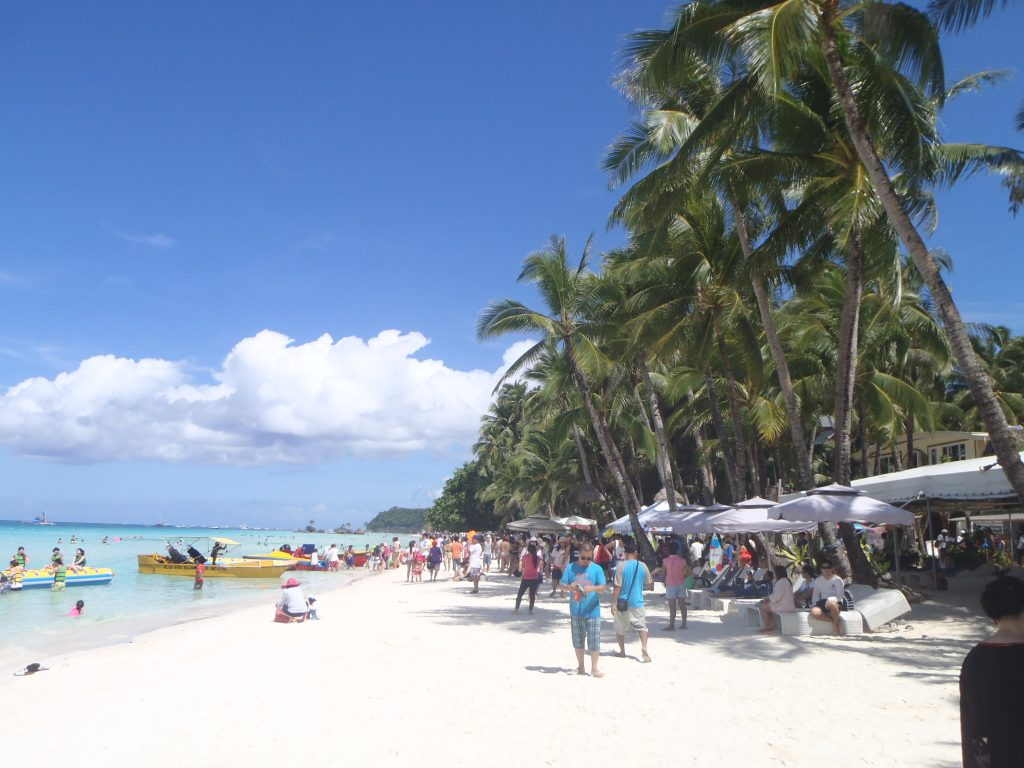 day tours boracay beach philippines