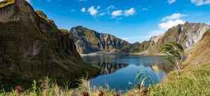 Mt. Pinatubo hiking tour