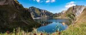 Mt. Pinatubo hiking tour