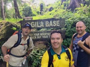 mt makiling hike adventure gila base