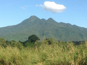 mt makiling mountain volcano