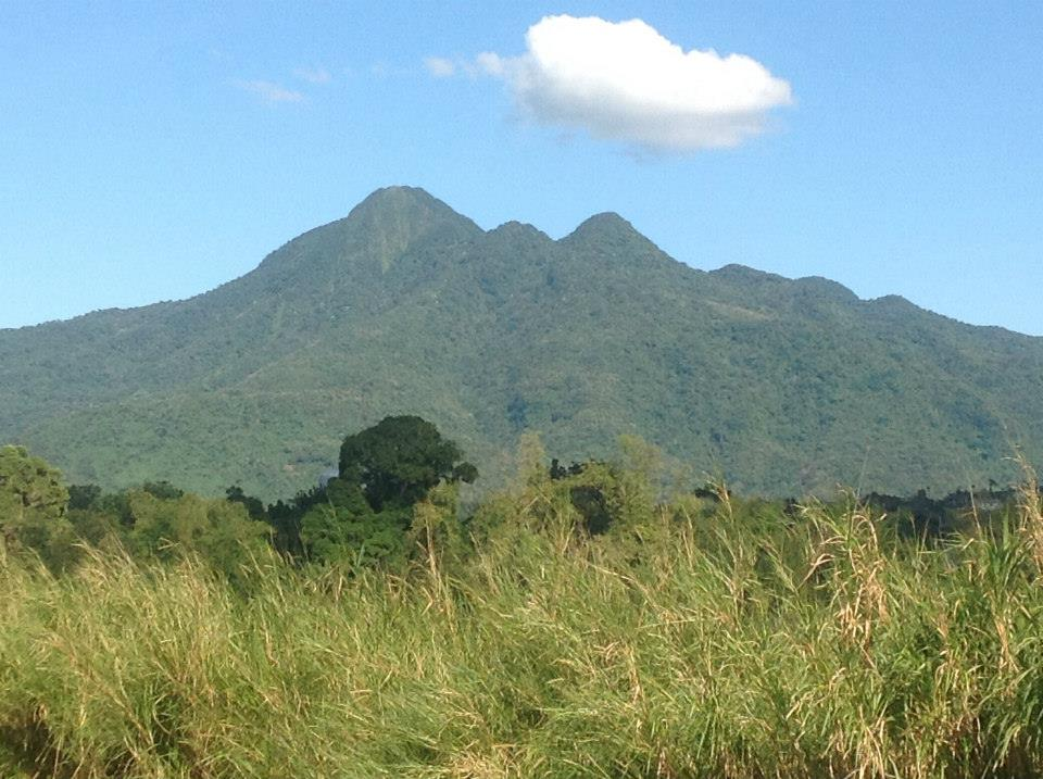 mt makiling top 8 volcanoes in philippines