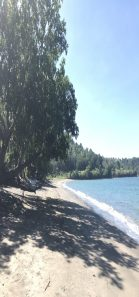 Puerto azul beach front