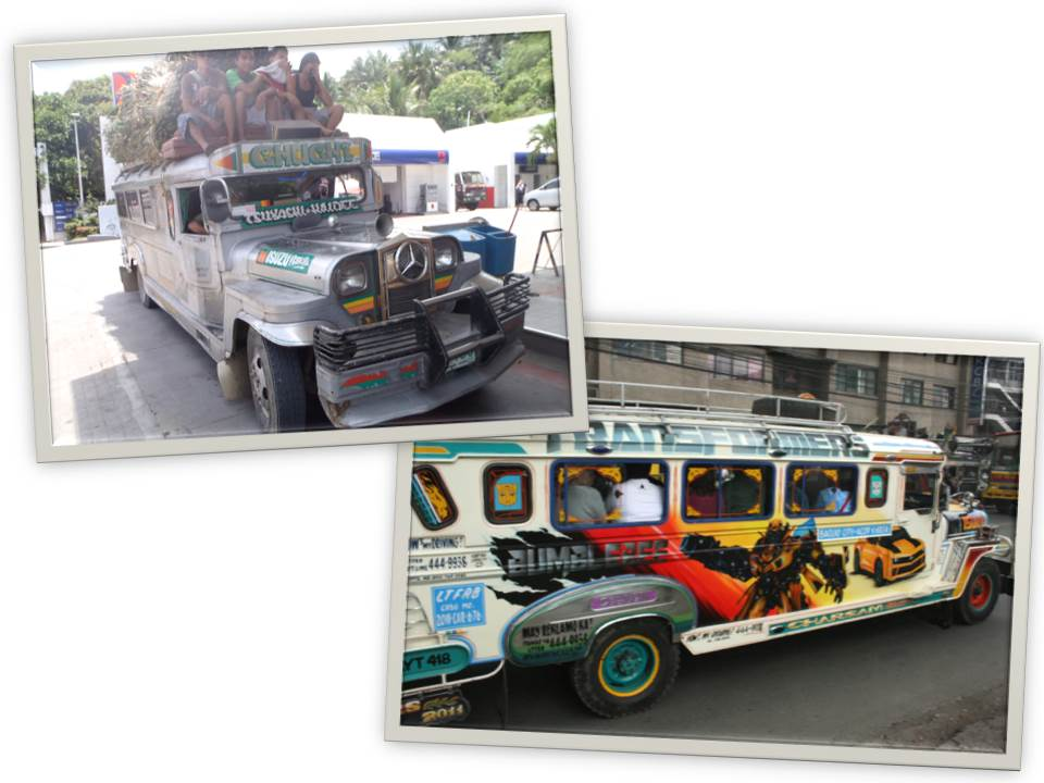 Best places in the Philippines Jeepneys
