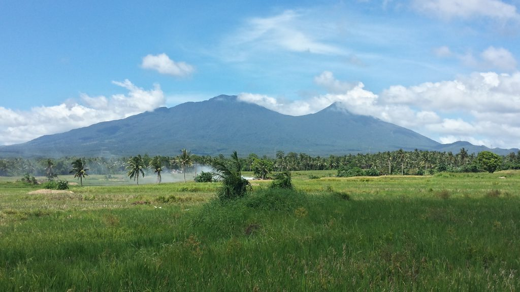 Mt. Banahaw top 8 volcanoes in philippines
