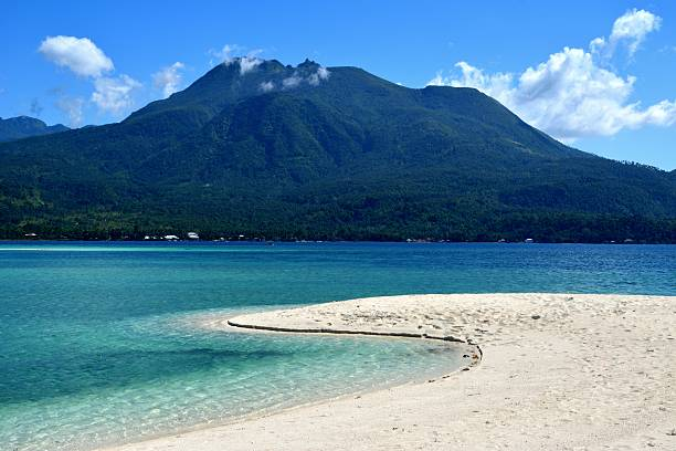 white island camiguin best beach in the Philippines