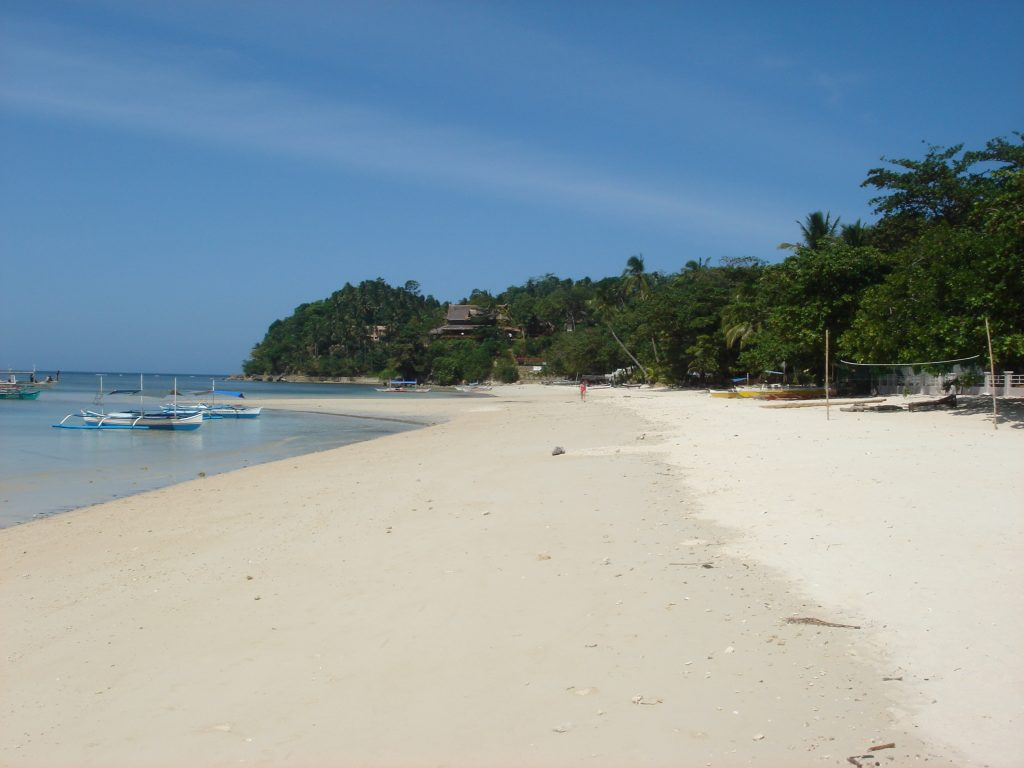 Sipalay best beach in the Philippines