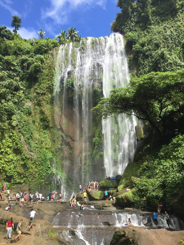 Hulugan Falls best 8 waterfalls in the philippines