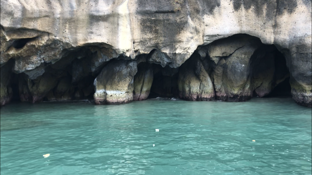 best caves in the Philippines tali cliff jump caves nasugbu batangas