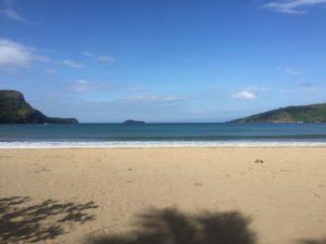 Calayao batangas beach sand and water
