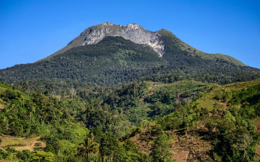 Mount Apo top 8 volcanoes in philippines