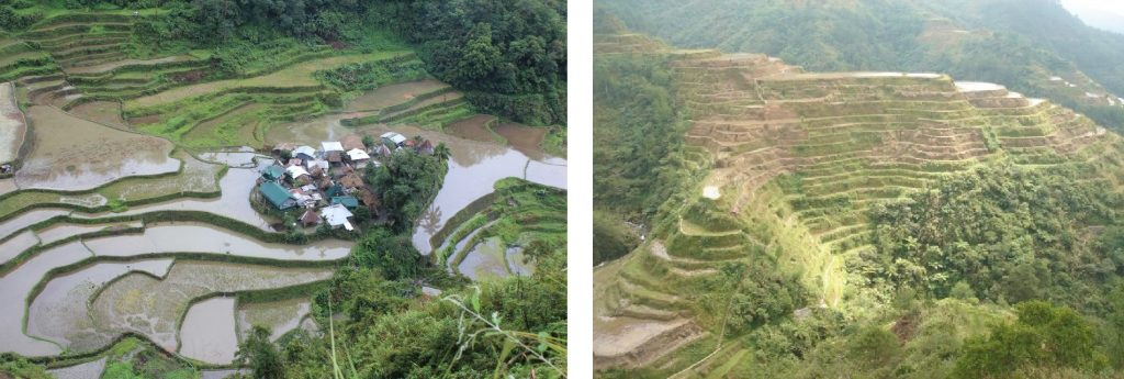 Philippines best country in Asia for rice terraces