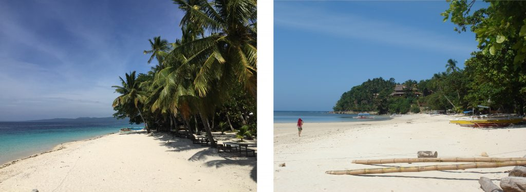Philippines best country in Asia for beaches