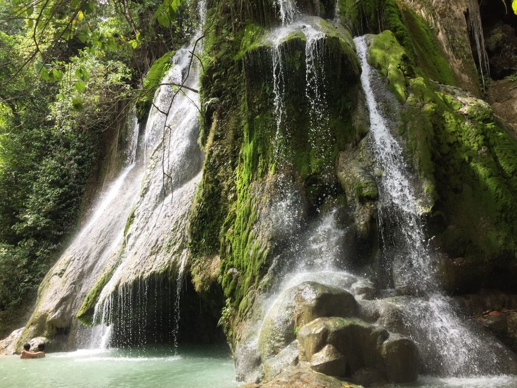 Batlag Falls is an amazing waterfall in Southern Luzon