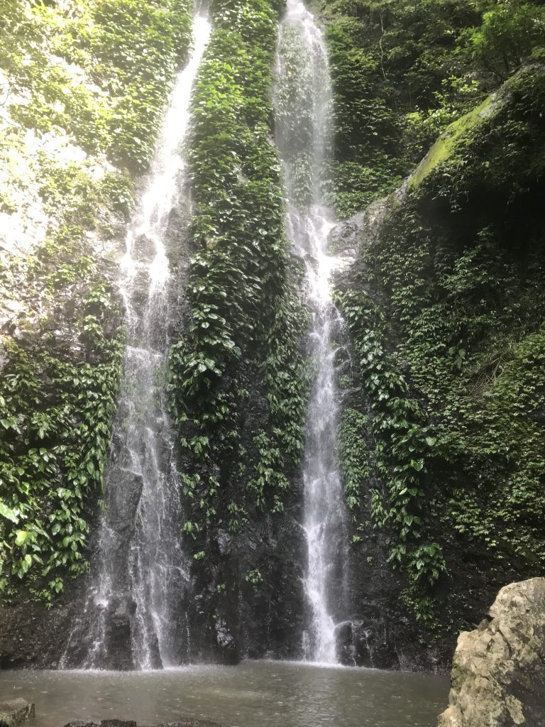 The majestic Matabangka Falls in Paete