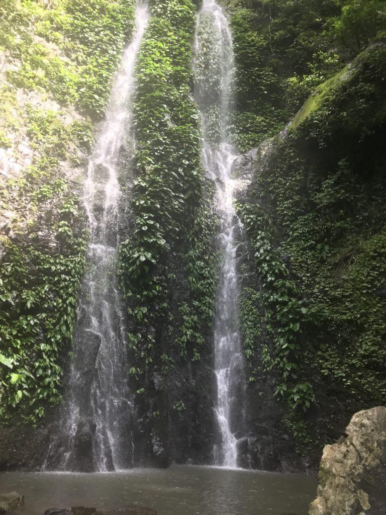 unique tourist spot matabungka falls Paete Laguna