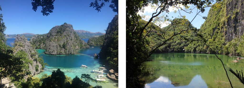Philippines best country in Asia for lagoons
