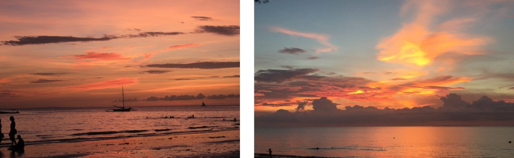 Philippines best country in Asia for sunsets