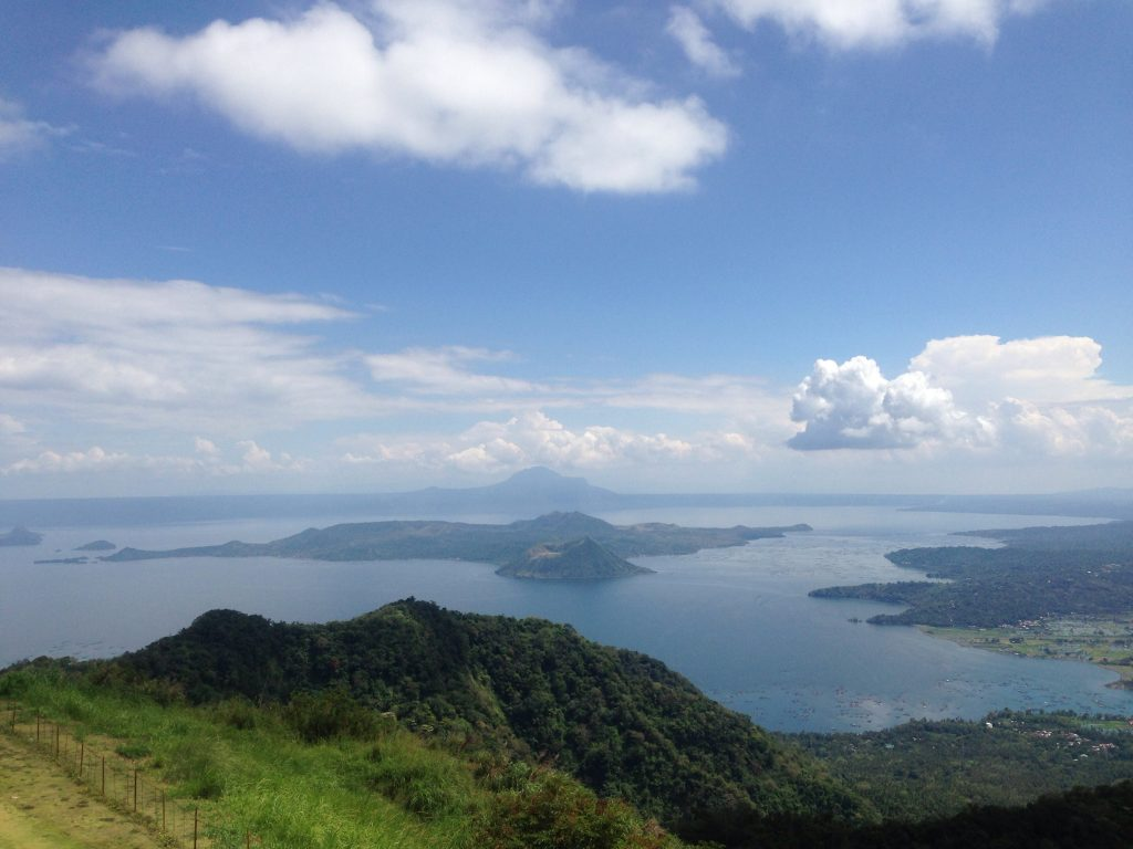 Southern luzon, taal volcano Tagaytay