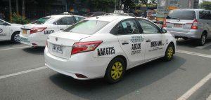 Taxi Scams in Manila