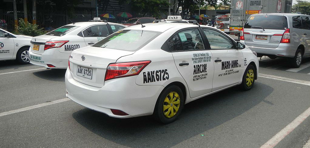 Avoid scams in Philippines like taxis