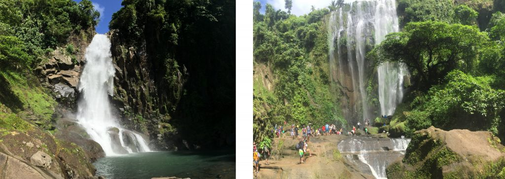 Philippines best country in Asia for waterfalls