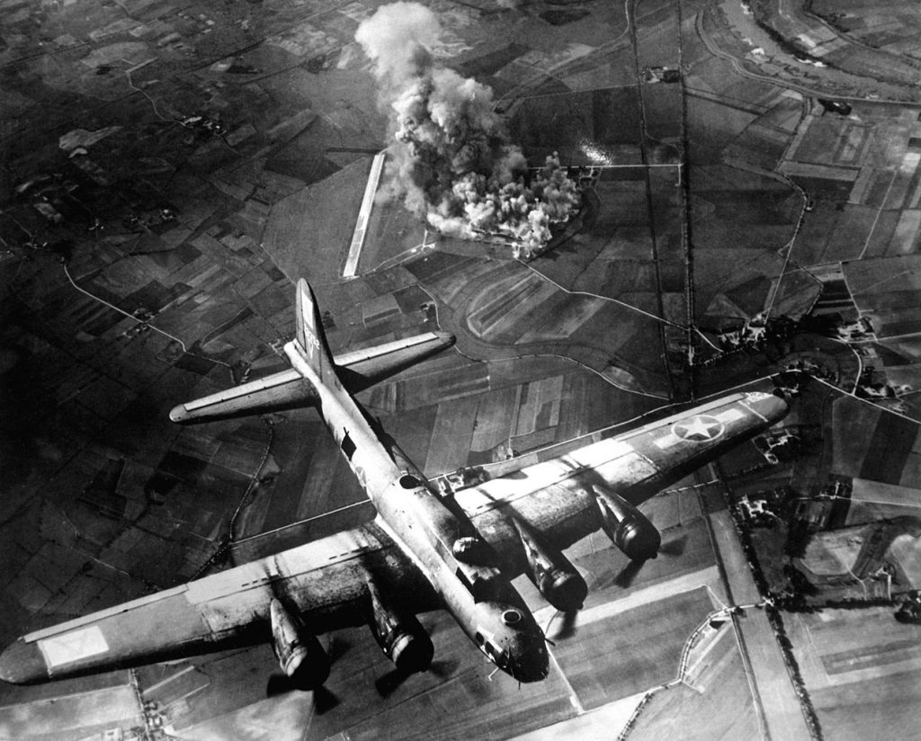 Understanding Philippines History world war II aircraft bombing