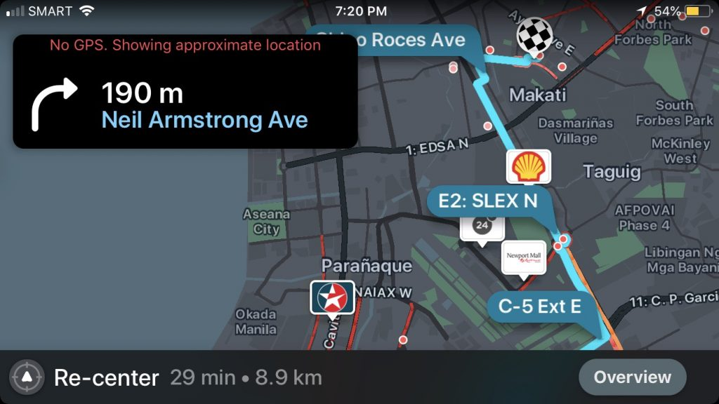 Philippines transport Waze is best