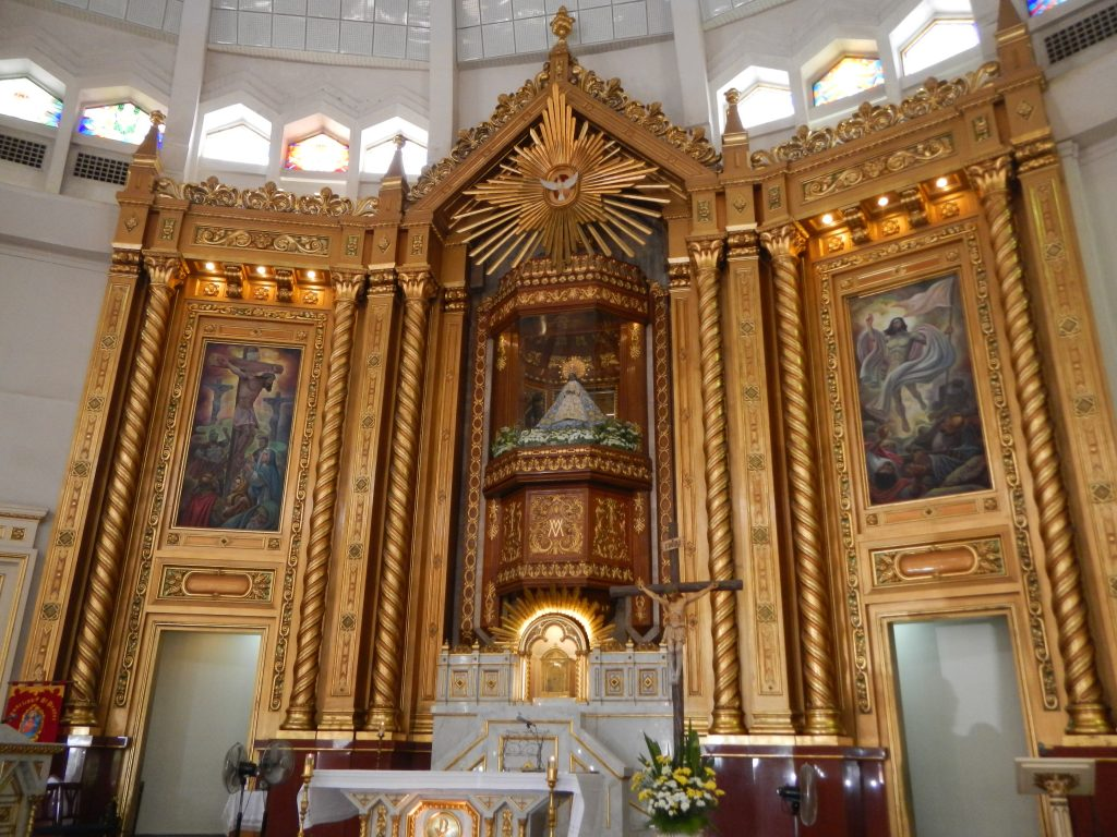Rizal Province Antipolo Cathedral