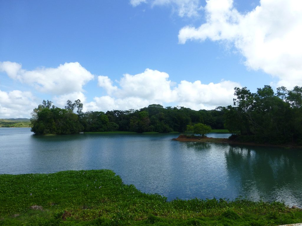 Lake Caliraya, Laguna Province, Luzon
