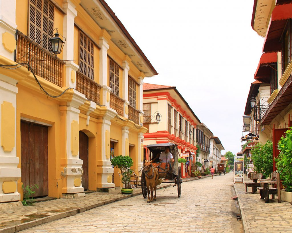 Valentines day 2019 romantic places to stay Vigan