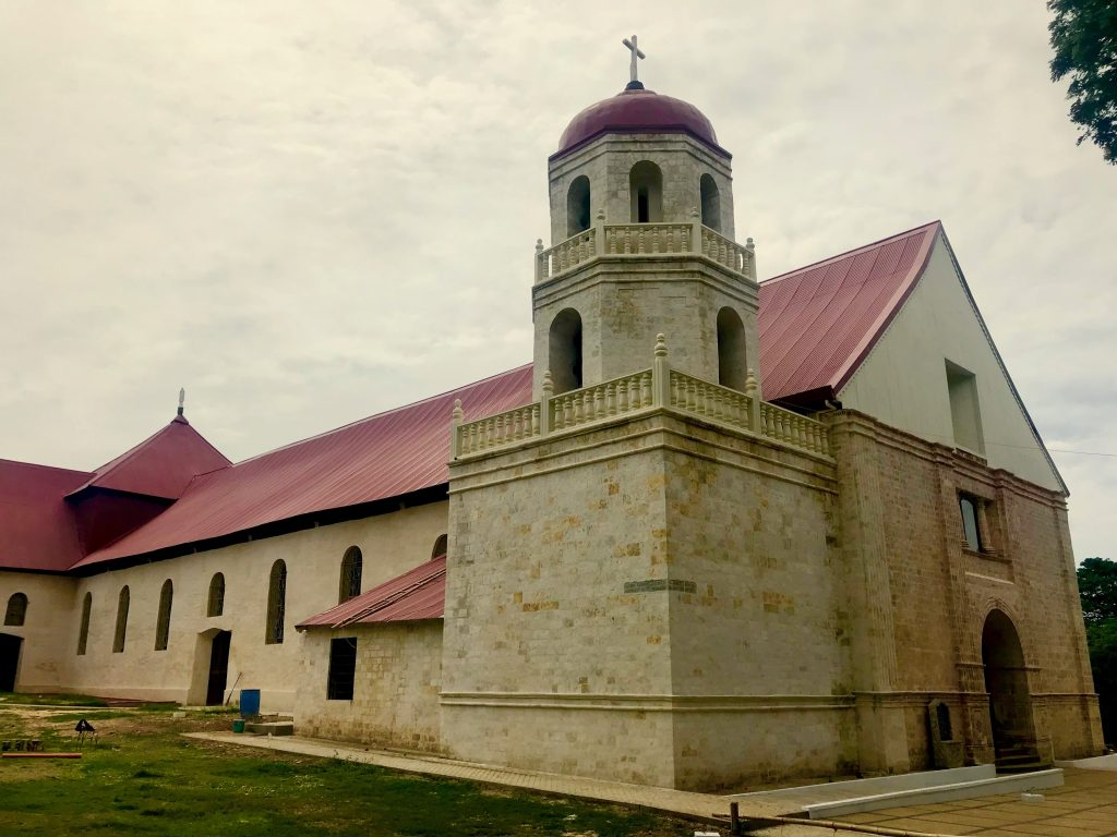 siquijor tourist spots san isidro church
