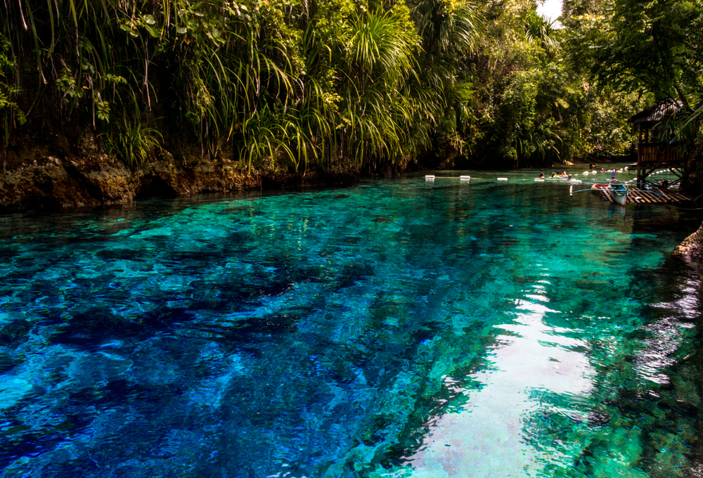 20 Best Places Philippines 2020 Hinatuan River