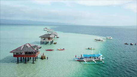 20 Best Places Philippines 2020 Manjuyod Sandbar