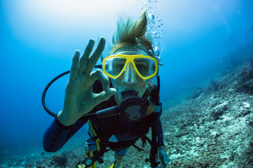 Best Scuba Diving Places Bay